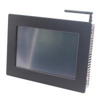 Wholesale 10 Inch RS232 Embedded Linux Panel Pc Wifi Integrated from china suppliers