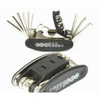 Buy cheap Multi Functions Bicycle repairt Folding hand Tool with High Quality from wholesalers
