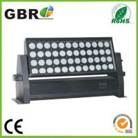 China 48x10W Colored Led Lights Wall Wash Landscape Lighting / Exterior Led Wall Lights wholesale