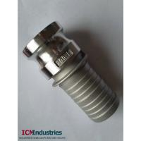 Wholesale Aluminum Quick Disconnect Couplings type E from china suppliers