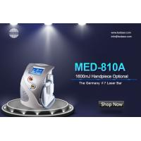 Wholesale OPT Portable 1064nm 532nm Q Switch Nd Yag Laser Tattoo Removal Machine from china suppliers