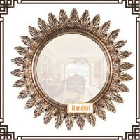 Wholesale Elegant Design Decorative Wall Mirror Antique Frame Wall Mirror Hand Made Mirror A0565KY from china suppliers