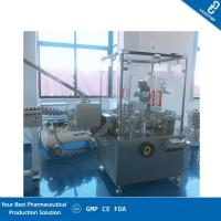 China Precise Vertical Cartoning Machine Protecting Automatically For Overloading on sale