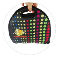 Wholesale wholesale reusable 4mm neoprene lunch bags & sandwich bag with a long till bottom zip from china suppliers