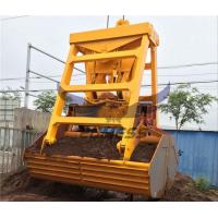 Wholesale Yellow Marine Wireless Remote Control Grab On Deck Crane for Bulk Cargo Ship from china suppliers