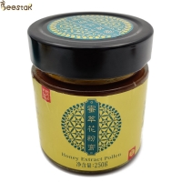 Wholesale High Quality Naturally broken desensitized edible Honey Extract Pollen from china suppliers