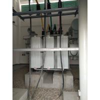 6kV - 11kV Oil Immersed Type Transformer 1500kva Three Phase With Toroidal Coil Structure