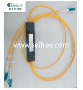 Wholesale 3 ports wavelength 1310 SMF-28e optical fiber circulator from china suppliers