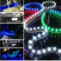 Wholesale Dip 5MM RGB side emitting led strip light from china suppliers