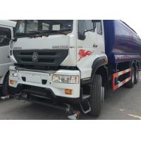 Wholesale High Pressure Water Tank Truck With Pneumatic Control / Manual Control System from china suppliers