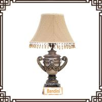 Wholesale Antique handicraft natural table lamp New product reading desk antique table lamp LG093ABY from china suppliers
