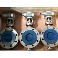 Wholesale SS Flanged Type Butterfly Valve DN100 125mm Length API ISO Ts CE Certification from china suppliers
