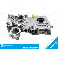 13500 40f00 Timing Cover Car Engine Oil Pump For 91 94 Nissan