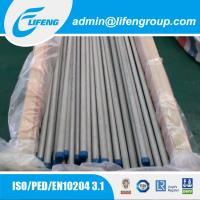 China Hot sell grade 201 304 316 430 stainless steel pipe/tube on sale