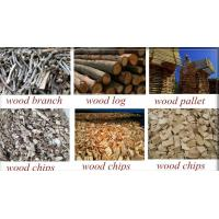 Power plant wood chips making machine wood chipper 5 tons