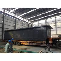 Wholesale Corrosion Resistant Galvanised Tank, Durable Zinc Water TanksWith Round Bottom from china suppliers