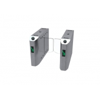 Wholesale Automatic Speed Gates Turnstiles/ Intelligent Controlled Access Turnstile Sliding from china suppliers