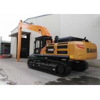Sany SY485H Excavator Long Arm Q345B And Q690D Material 0.4 Ton Counter Weight