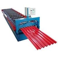 Wholesale PLC control Cr12 metal roll forming machine / machinery with high quality from china suppliers