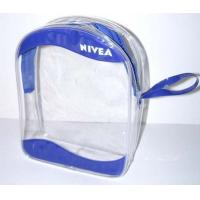 Wholesale Customized Vinyl Clear PVC Packaging bags For cosmetic / Candy / Gifts from china suppliers
