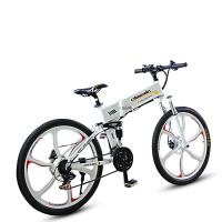 Wholesale Mountain Folding Electric Bike 26 Inch 36V 250W Battery 6061 Aluminum Alloy Body from china suppliers