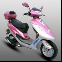 Wholesale YF-50S Scooter Motorcycle from china suppliers