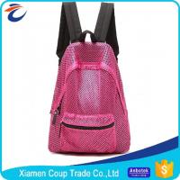 Wholesale Leisure Style Promotional Products Backpacks Bicycle Travel Storage Bag from china suppliers