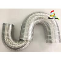Wholesale HVAC System Semi Rigid Aluminum Flexible Duct Pipe Air Conditioning Duct from china suppliers