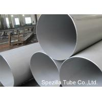 ASME SA312 NPS 1/2-24 Welded Stainless Steel Tube TIG Pipe Grade TP321 304 316L