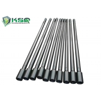 Wholesale Rock T45 Threaded Drill Rod , Extension Drill Rods For Underground Powerhouse Excavation from china suppliers