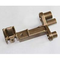 Wholesale Sheet Metal Plate Assembly Plate Fixing Brass Plate Breaket Copper Metal Stamping Parts from china suppliers