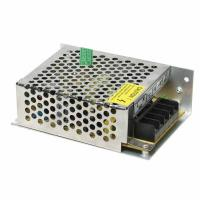 Output Aluminum Power Supply 60W , 12Vdc LED Outdoor