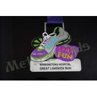 Wholesale Soft Enamel Personalised Running Medals Award Medallion OEM & ODM Acceptable from china suppliers