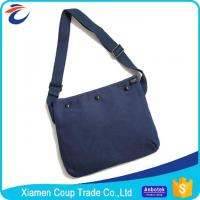 Wholesale Multi Pockets Laptop Messenger Bags Canvas Sling Bag With A Tote Hand from china suppliers