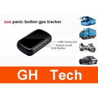 Wholesale Automotive Portable GPS Tracking Device Realtime Personal GPS Tracker from china suppliers