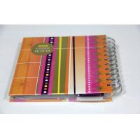 Wholesale A4 A3 Yo Binding Notebook , Softcover Book Printing With Spiral Binding from china suppliers