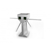 Buy cheap 304 Stainless Steel Controlled Access Turnstiles High Safety Gate from wholesalers