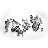 China industrial 1.4301 1.4401 Stainless Steel Sanitary Fittings Welded DIN Standard on sale