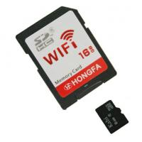 Wholesale Wireless WiFi SD Memory Card Adapter With Full Capacity (WS01) from china suppliers