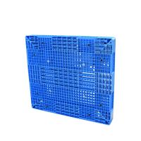 Wholesale Single Faced HDPE Plastic Pallets / Blue Plastic Pallets 1000kgs 1500kgs 2000kgs Loading from china suppliers