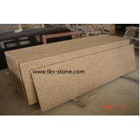 Buy cheap G682,Sunset gold,Rusty yellow granite Kitchen Countertops,Natural stone from wholesalers