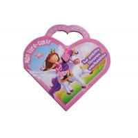 Wholesale Special Shapes Cutting Paper Board Book Shape Books Preschool from china suppliers