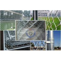 Used chain link fence for sale(anping factory,ISO9001,BV,SGS))