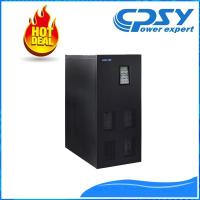 China 40kva 32kw Industrial Ups Power Supply Three Phase In Three Phase Out 3/3 on sale
