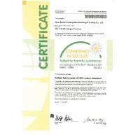 Wuxi Bester Knitting Manufacturing & Trading Co., Ltd. Certifications