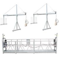 Wholesale Window Cleaning Electric Suspended Platform For Construction Maintenance from china suppliers