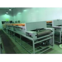 China Customized Post Press Equipment / Infrared Conveyor Dryer For Labels on sale