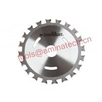 Wholesale Specialized TCT Circular Saw Blade with double teeth from china suppliers