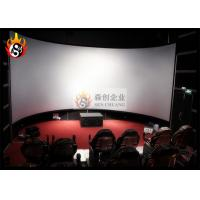Wholesale Hydraulic 4D Cinema Equipment with Special Effect System from china suppliers