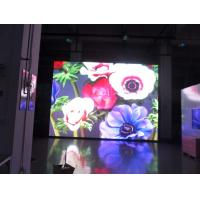 High definition   P10mm IP65 Outdoor Led Screens 1R1G1B For Commercial
